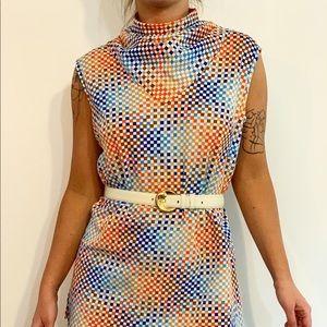 💙 60's Micro Dress 💙